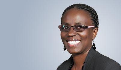 Lydia Ochieng-Obbo - Partner at Frederick Francis & Associates Advocates, Kampal